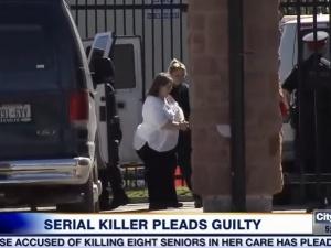 Pielęgniarka zamordowała osiem osób w domu opieki