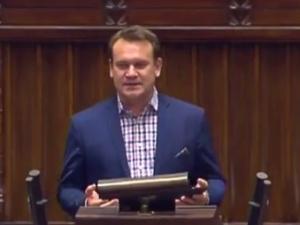 [video] Poseł Tarczyński tłumaczy z czego wynika atak na ojca Rydzyka