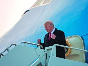 """Dr Domaradzki dla """"TS"""": Trójmorze to istotny pryzmat, poprzez który należy oceniać wizytę prezydenta USA"""
