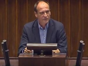 [video] Paweł Kukiz: Słucham tych bredni i jeszcze moment i końmi mnie do tego Sejmu nikt nie zaciągnie