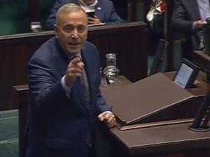 [video] G. Schetyna: Pan ma krew na rękach Panie Błaszczak. Do Kaczyńskiego: Zapłacisz za to!