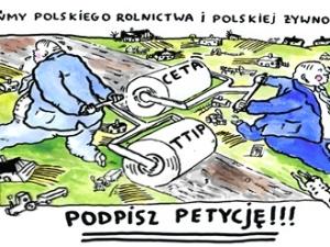 List organizacji społecznych do premiera: STOP TTIP & CETA. Bronimy polskiego rolnictwa i żywności