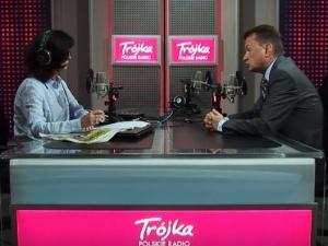 [video] Minister Błaszczak skomentował planowane podniesienie opłaty paliwowej