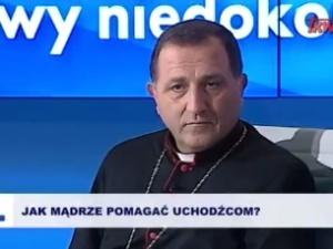 Syryjski biskup: Rozwiązaniem nie jest sprowadzanie tych ludzi do Europy. Zapewnijcie pokój