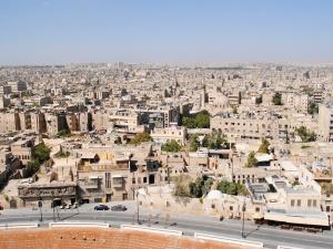 W Aleppo rządzi bieda