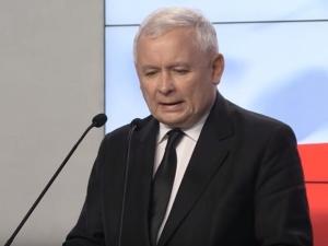 Komentarze po wystąpieniu prezesa Jarosława Kaczyńskiego. Internauci podzieleni