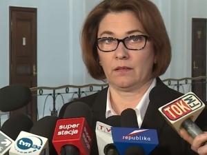 Beata Mazurek: Pomiędzy PiS-em a Solidarną Polską Zbigniewa Ziobry żadnego konfliktu nie ma