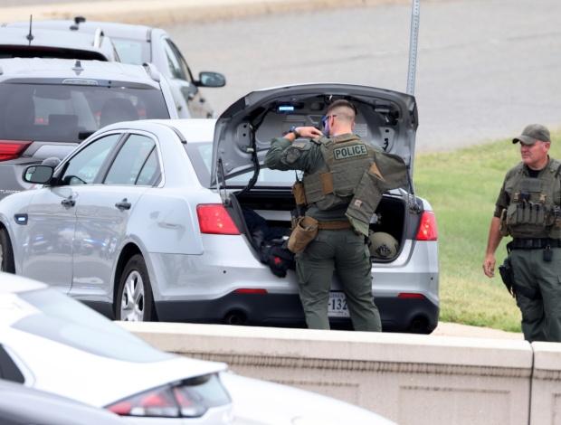 Zagadkowe śmierci w USA. Już czterech policjantów broniących Kapitolu popełniło samobójstwo