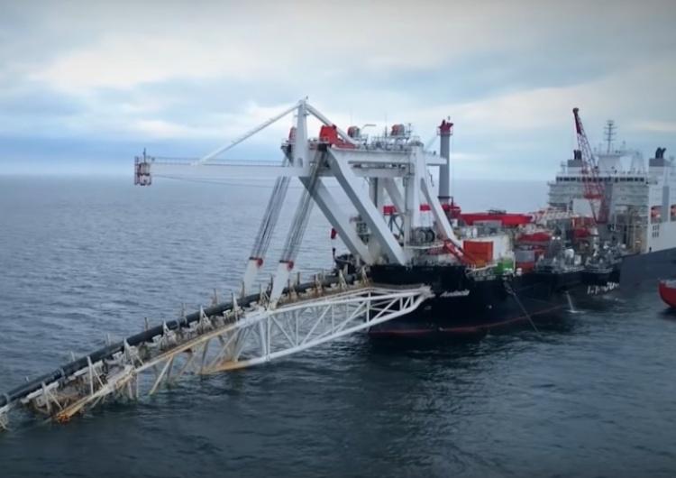 Niemcy próbowały przekupić USA ws. Nord Stream 2.