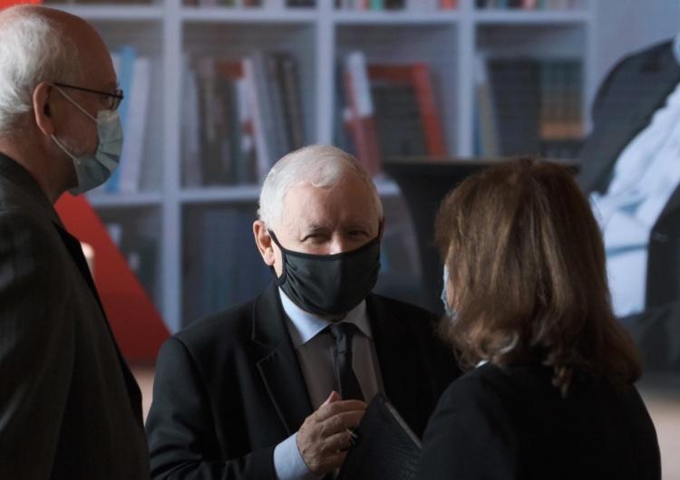 Jarosław Kczański fot. Mateusz Marek Kaczyński o naciskach UE na Polskę i budżecie unijnym: Jesteśmy po dobrej stronie historii. Będzie weto