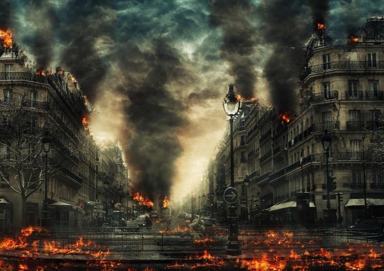apokalipsa [Tylko u nas] Prof. David Engels: Dekapitacja na ulicy. Współodpowiedzialność postmodernizmu