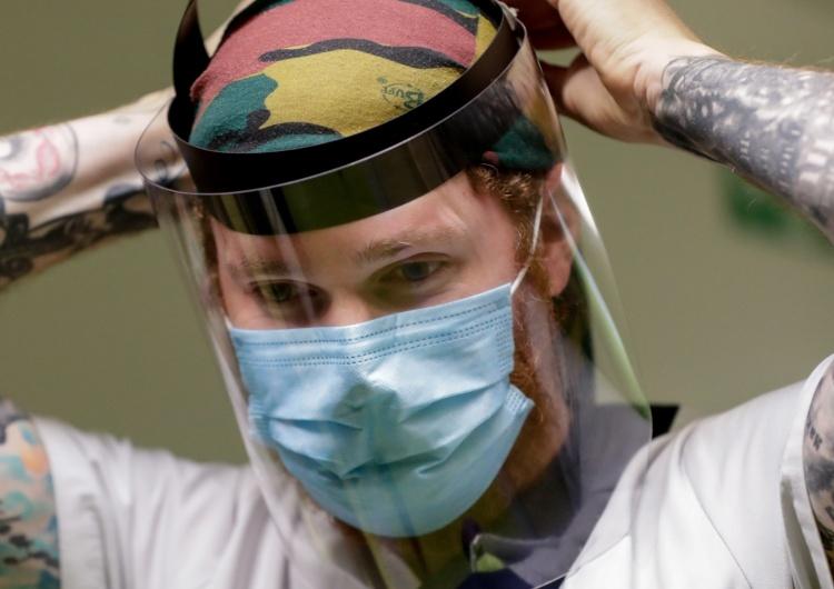 STEPHANIE LECOCQ  Marcin Brixen: Jak zostać lekarzem w USA