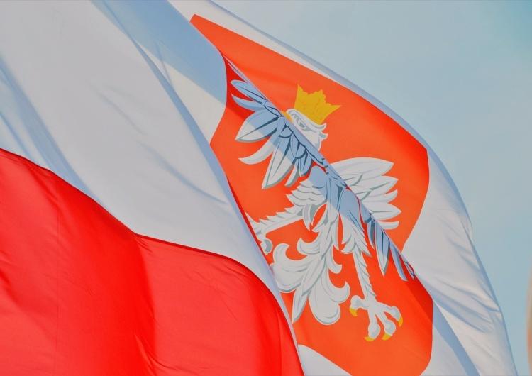 flaga Polski [Tylko u nas] Marcin Bąk: Polska jest potrzebna tylko Polakom