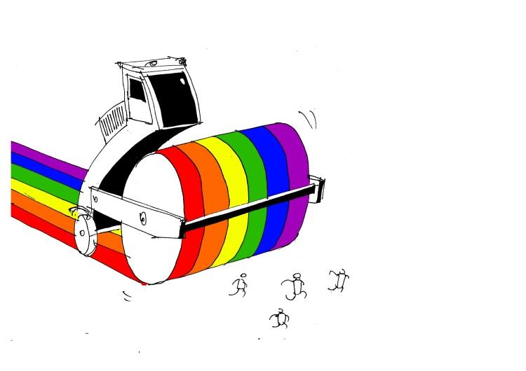 walec ideologii LGBT/ gender Waldemar Krysiak: Czy istnieje ideologia LGBT? - Dlaczego już nie jestem tęczowym aktywistą