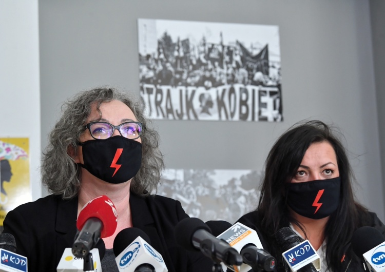 """Marta Lempart """"Do kogo pójdziecie, jak wezmą się za »wolne media«?"""". Lempart atakuje... Onet i zarzuca im """"podłe kłamstwa"""""""