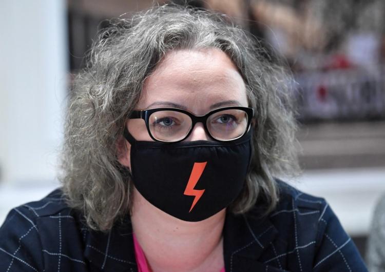 Marta Lempart z zakazem wstępu do Sejmu i Senatu. Ujawniono skan pisma Straży Marszałkowskiej