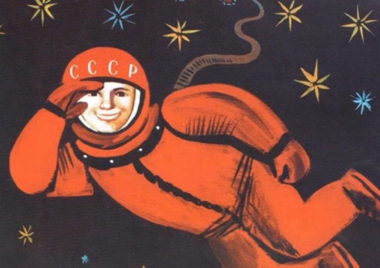 podbój kosmosu przez ZSRR [Tylko u nas] Grzegorz Kuczyński: Kosmiczna szczepionka Rosjan