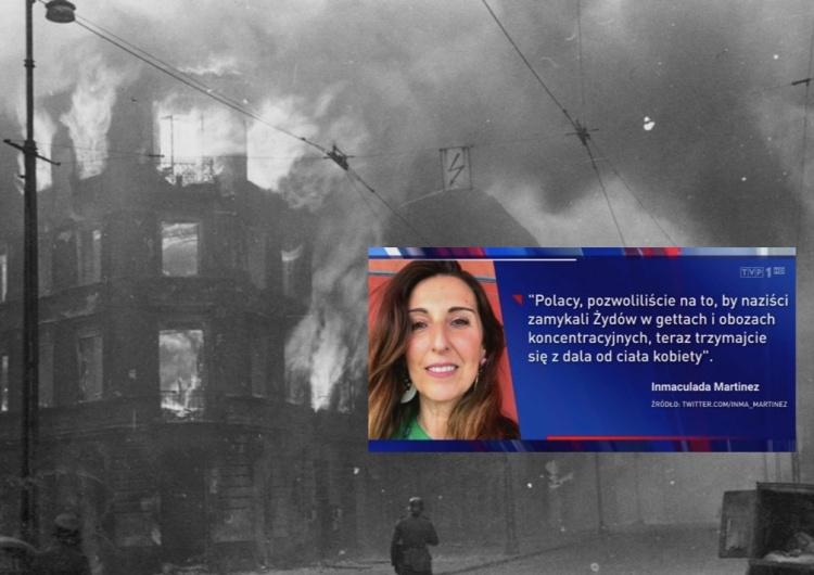 """""""Polacy pozwoliliście, by naziści zamykali Żydów w gettach"""