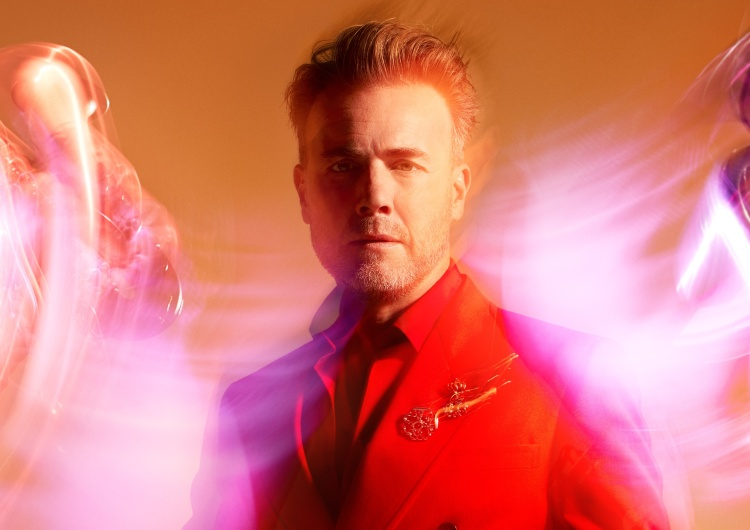 Gary Barlow - brytyjski wokalista (ex-Take That) prezentuje nowy album