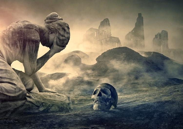 apokalipsa [Tylko u nas] Prof. David Engels: Wielki Reset. Laboratorium antyczłowieczeństwa