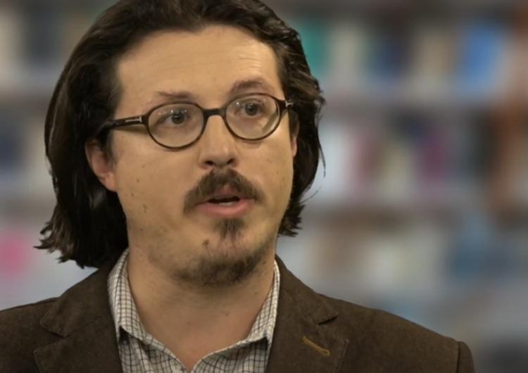 prof. David Engels [Tylko u nas] Prof. David Engels: Zagłodzić Polskę i Węgry
