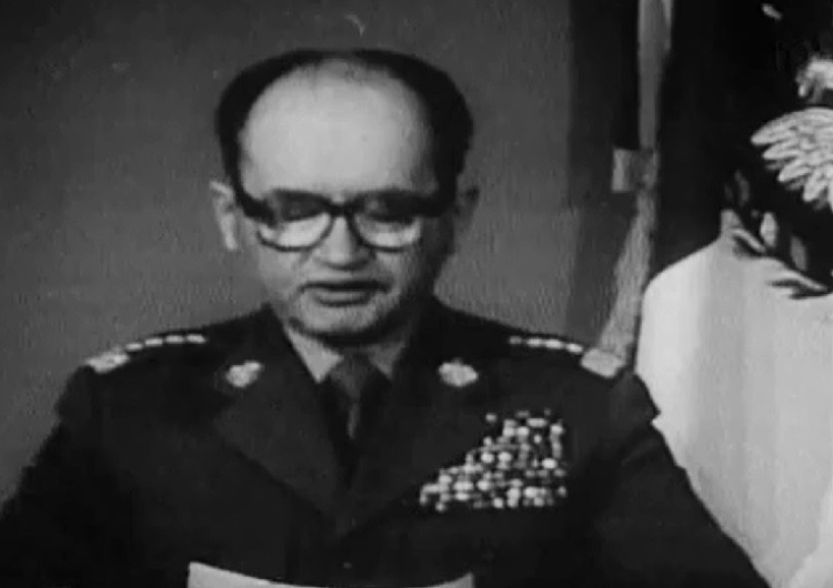 gen. Wojciech Jaruzelski 39 lat temu wprowadzono w Polsce stan wojenny