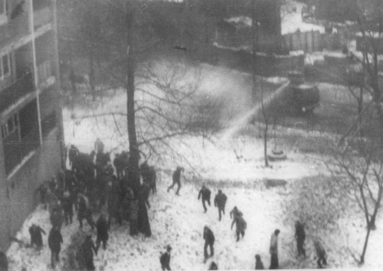 Dziś 39. rocznica masakry w kopalni Wujek. Największej zbrodni stanu wojennego
