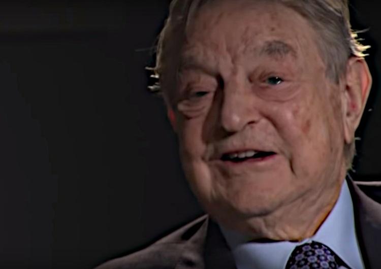 George Soros Kompromitacja. Sprawdzono