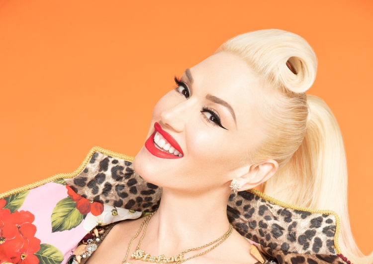 Gwen Stefani prezentuje teledysk do singla