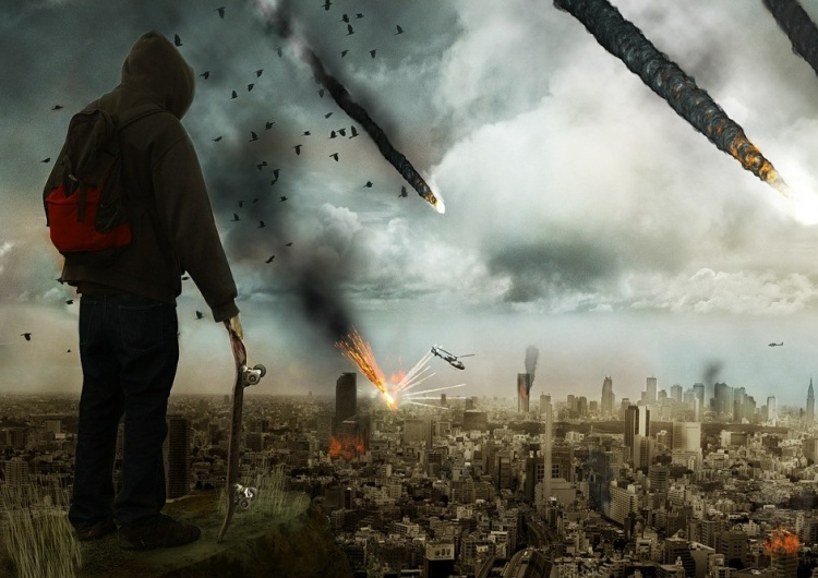 apokalipsa [Tylko u nas] Prof. David Engels: Reakcja czy rewolucja? Zanim będzie za późno
