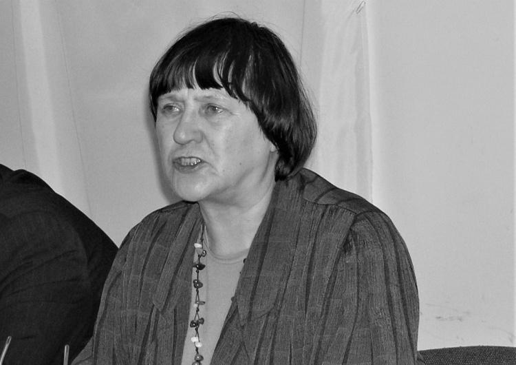 Zmarła Barbara Bogdańska - człowiek Solidarności i wybitny lekarz