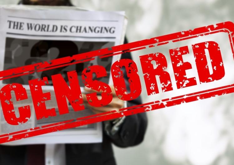 Adam Zyzman: Bezradność w obliczu światowej cenzury?