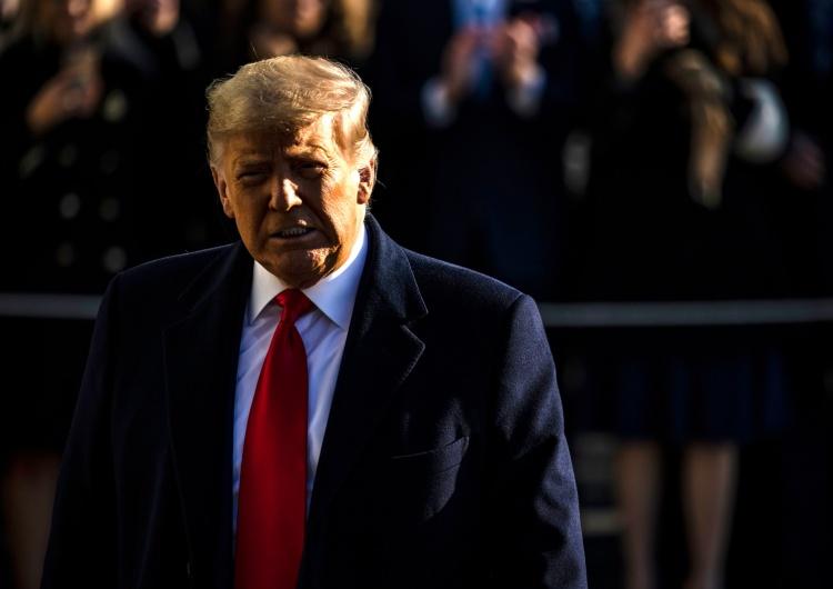 Donald Trump Donald Trump zaapelował o zachowanie spokoju