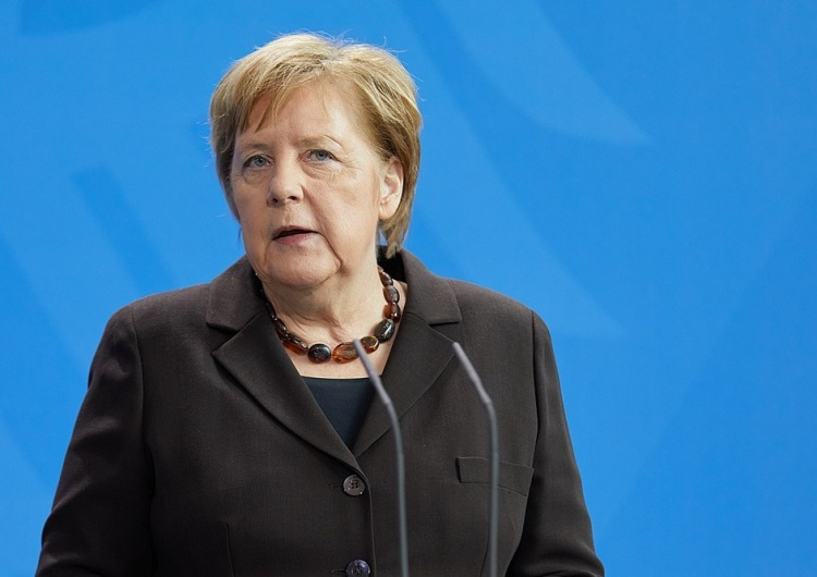 Angela Merkel [Tylko u nas] Prof. David Engels: Niemcy ratują demokrację