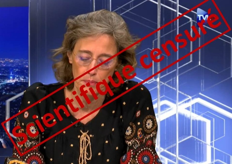 essaifr Youtube censure une interview de la scientifique  Alexandra Henrion-Caude