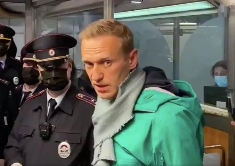 Rosja: Nawalny zostanie w areszcie do decyzjisądu