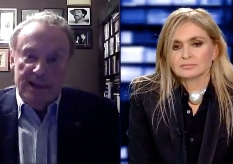 Daniel Olbrychski, Monika Olejnik [video] Olbrychski bronił Jandy i obrażał Polaków, TVN24 nie wyemitowała wywiadu. Olbrychscy wściekli