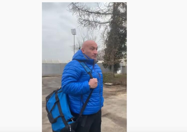 Kultowa kurtka Marcina Najman Stanowski kupił słynną niebieską kurtkę Najmana. Nie uwierzysz ile zapłacił
