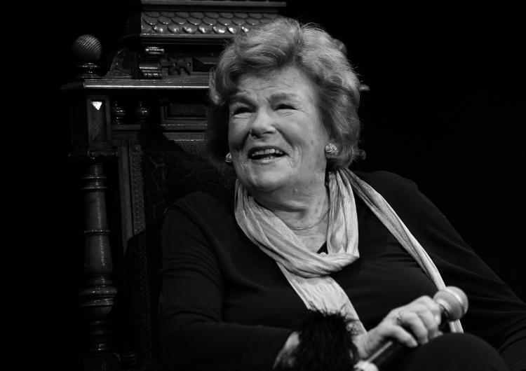 Maria Koterbska Nie żyje Maria Koterbska, królowa swingu, dama polskiej piosenki