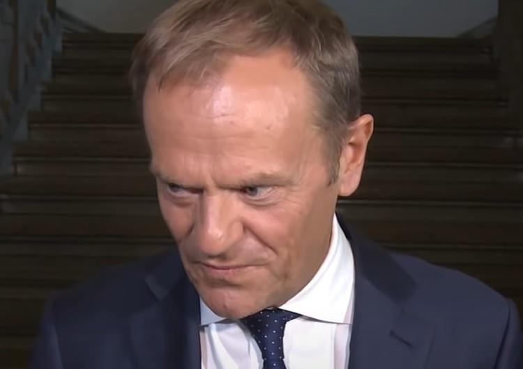 Donald Tusk Tusk planuje rozpad Platformy? Tak twierdzi były minister jego rządu