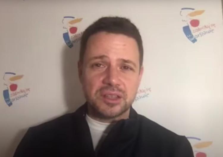 Rafał Trzaskowski [video] Trzaskowski w zachodnich mediach: