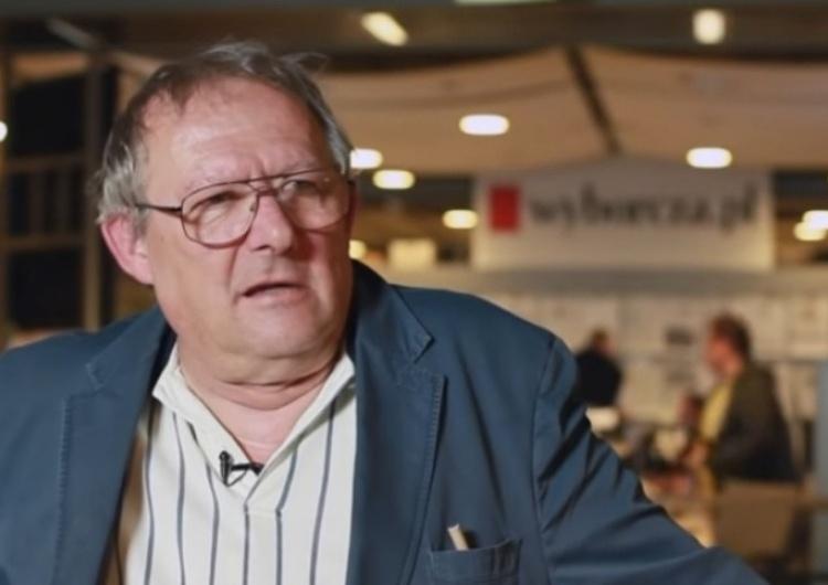 Adam Michnik Michnik porównał Nawalnego do Marty Lempart a o krytykach Jandy -