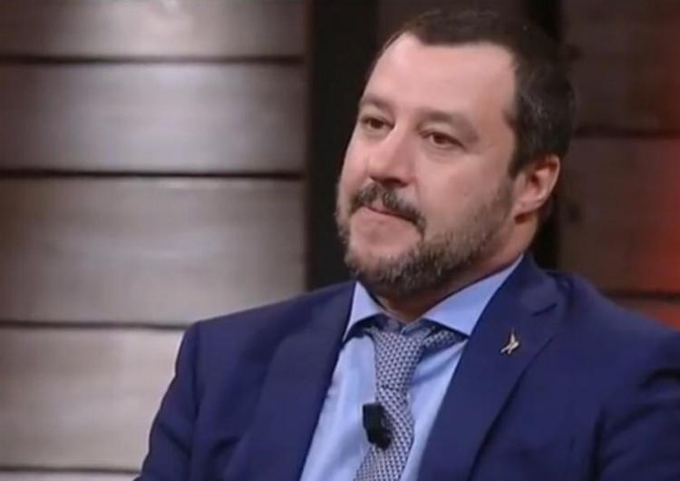 Matteo Salvini Salvini wraca do władzy we Włoszech? Dotychczasowy premier jutro złoży dymisję