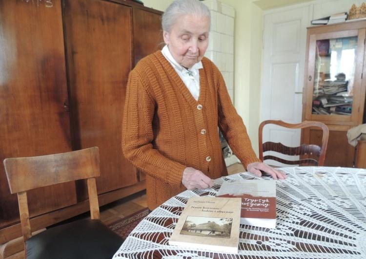 100-letnia Stefania Obara odznaczona medalem Regionu Rzeszowskiego