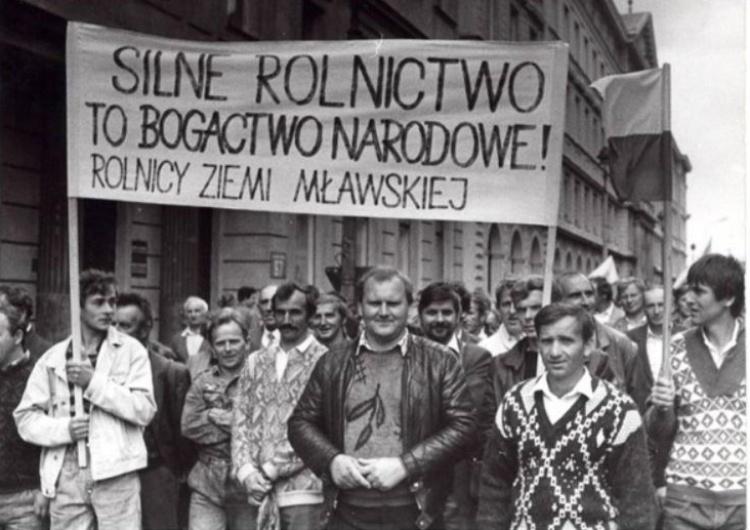 40. rocznica porozumień rzeszowsko-ustrzyckich