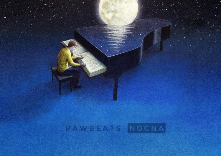 Okładka płyty Pawbeats wraca z nową płytą!