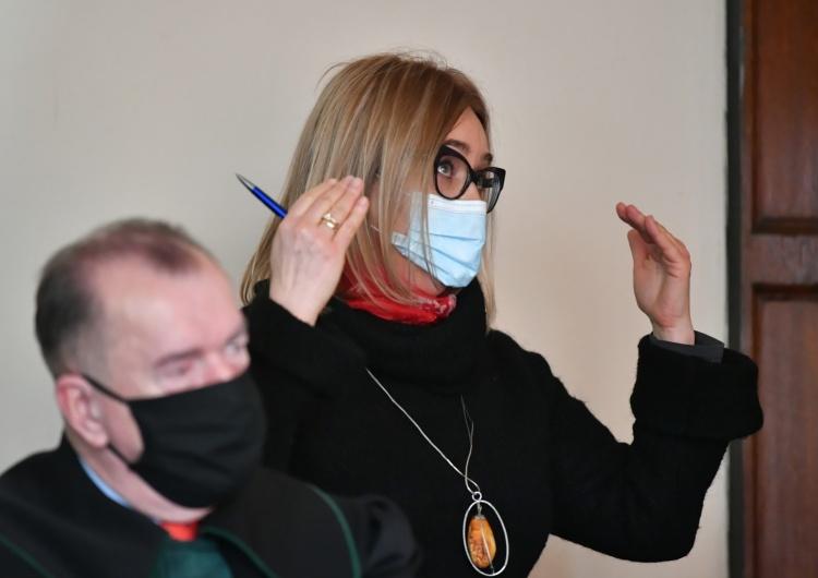 Magdalena Adamowicz [video] A tak sędzia zgasiła Magdalenę Adamowicz