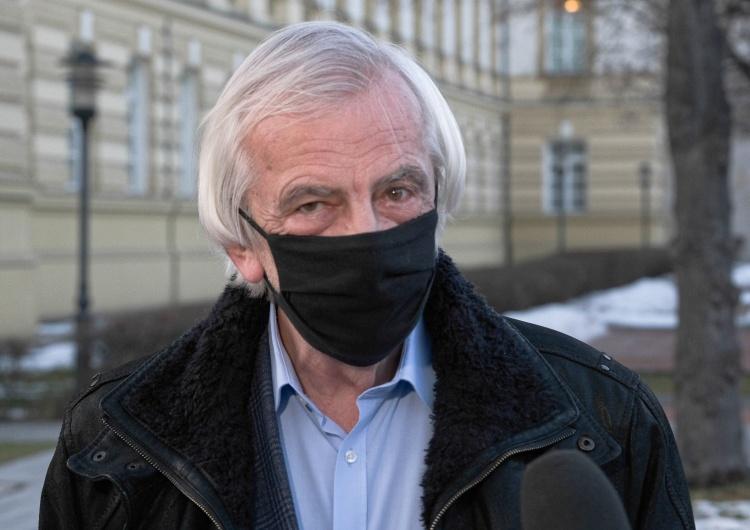 Ryszard Terlecki Terlecki: Funkcjonariusze publiczni, którzy byli w PZPR, powinny składać rezygnację - podobnie jak b. członek ONR