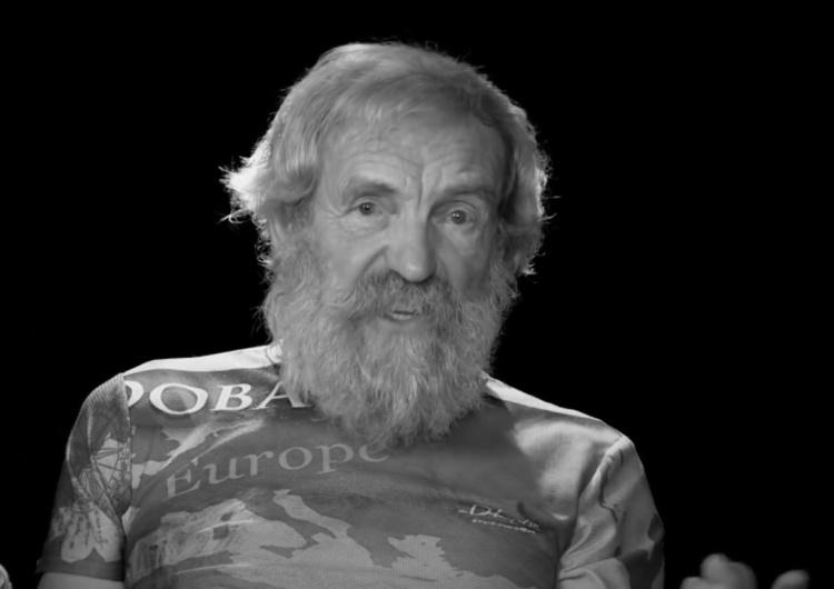 W trakcie wyprawy zmarł Aleksander Doba, słynny podróżnik