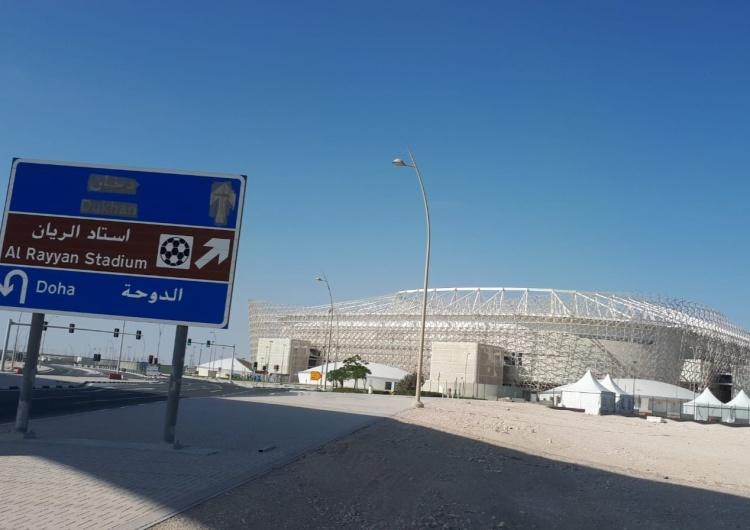 Stadion budowany w Al-Rayan, Doha, Katar